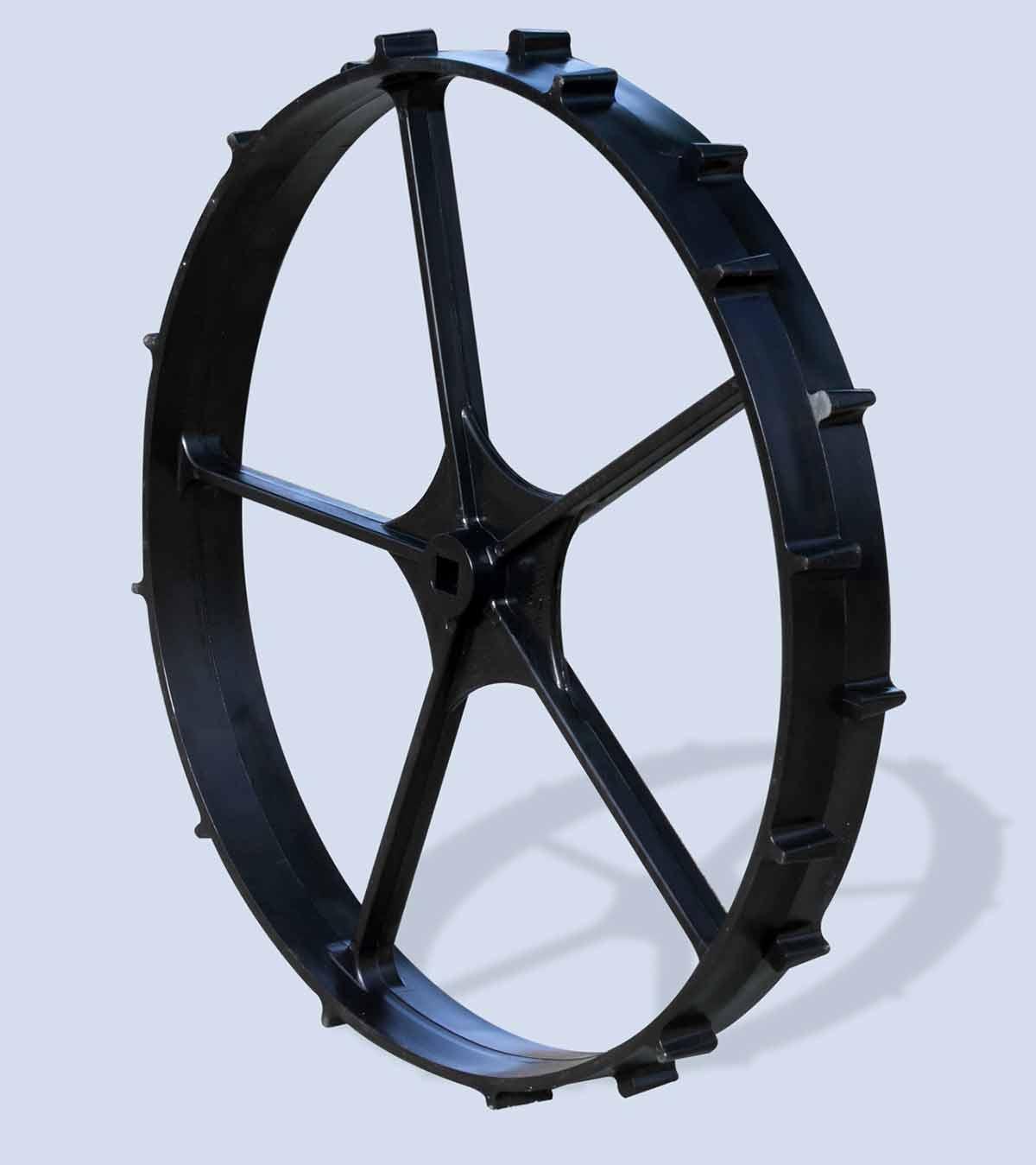 drum seeder wheel. Black Bedroom Furniture Sets. Home Design Ideas